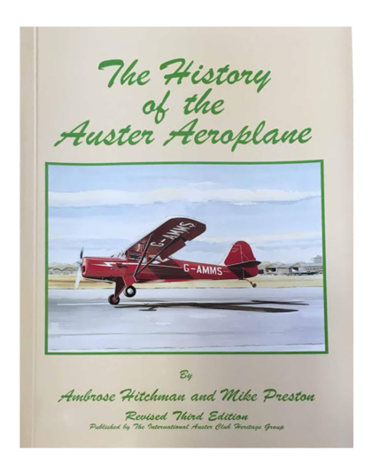 The History of the Auster Aeroplane